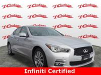 Recent Arrival! **Deluxe Touring**, AWD, **INFINITI