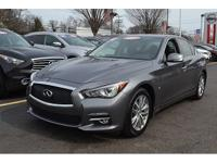 This 2014 INFINITI Q50 Premium is proudly offered by
