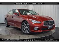New Price! 2014 INFINITI Q50 4D Sedan Navigation