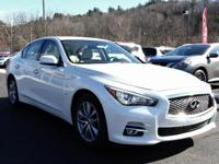 2014 INFINITI Q50 White Premium New Tires!, New