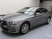 This awesome 2014 Infiniti Q50 4x4 comes loaded with