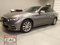 Options:  2014 Infiniti Q50 4Dr Sdn Premium Awd|4-Wheel