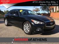 Come see this 2014 INFINITI Q50 . Its Automatic