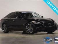 INFINITI Certified,  ABS brakes, Compass, Electronic