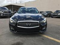 Options:  2014 Infiniti Q50 Premium|Black