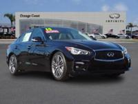 Just in a 2014 Infiniti Q50S with a very low 5,423