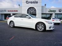 Q50 S! SUPER NICE! SUNROOF! CLICK ME! I am the one. The