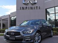 2014 Infiniti Q50 Premium, Certified Pre-Owned, ONLY