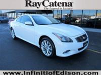Our CarFax One Owner 2014 INFINITI Q60 Coupe AWD has