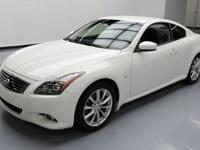2014 Infiniti Q60 with 3.7L V6 Engine,Automatic