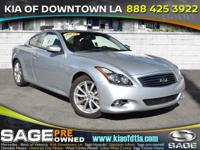 Step into the 2014 Infiniti Q60! A great car and a