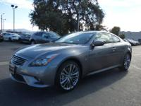 Options:  2014 Infiniti Q60 Coupe 2Dr Man Sport