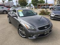 Options:  2014 Infiniti Q60 Sport|Gray|Infiniti