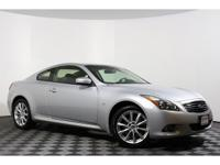 Clean CARFAX. CARFAX One-Owner. Certified.2014 INFINITI