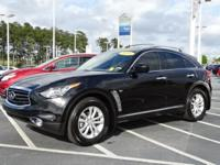 New Price! Clean CARFAX. Black Obsidian 2014 INFINITI