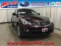 2014 Infiniti QX50 Crossover AWD 3.7L V6 ready to go!