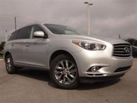 This QX60 is Loaded with Options including Premium,