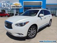 Infiniti QX60 BEST PRICE. RAY CHEVROLET has been in