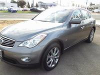 New Arrival! Graphite Shadow 2014 Infiniti QX50 Sport