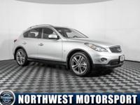 Clean Carfax AWD Hatchback with Backup Camera!