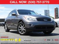 Check out this 2014 INFINITI QX50. This used car comes