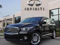 2014 Infiniti QX60, Certified Pre-Owned, Only 26946