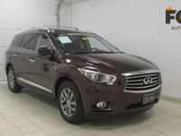 Looking for a clean, well-cared for 2014 Infiniti QX60?
