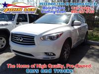 Infiniti FEVER! Move quickly!  This 2014 QX60 is for