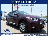 Options:  2014 Infiniti Qx60 Fwd 4Dr|Roof - Power