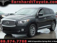 We are pleased to offer you this *1-OWNER 2014 INFINITI