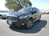 Options:  2014 Infiniti Qx60 Awd 4Dr|Certified