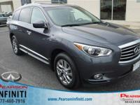 *This vehicle is Infiniti Certified Pre-Owned which