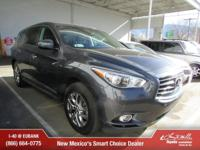 Options:  2014 Infiniti Qx60|Awd 4Dr Suv|Thank You For