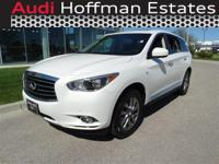 This INFINITI QX60 has a dependable Premium Unleaded