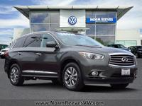 CARFAX One-Owner. Clean CARFAX. Graphite 2014 INFINITI