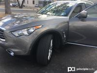 Looking for a clean, well-cared for 2014 INFINITI QX70?