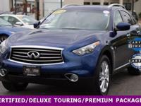 **RECENT ARRIVAL** **SUPER LOW MILES** **INFINITI