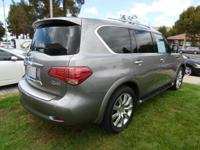Options:  2014 Infiniti Qx80 2Wd 4Dr|Navigation