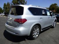Options:  2014 Infiniti Qx80 2Wd 4Dr|Certified