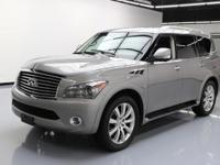 This awesome 2014 Infiniti QX80 comes loaded with the