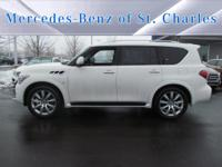 Options:  2014 Infiniti Qx80 Base|Awd 4Dr Suv|Carfax