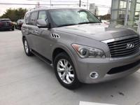 JUST ARRIVED!! ***INFINITI CERTIFIED***, ONE OWNER, and