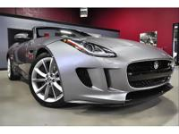 This fine F-TYPE seeks the right match! Less than 36k