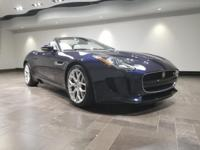 **CERTIFIED** This 2015 Jaguar F-TYPE S is offered in