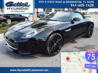 FULLY LOADED,PREMIUM PACK S. F-TYPE S, 2D Convertible,