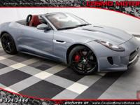 2014 JAGUAR F-TYPE V8 S INCREDIBLE SUPERCHARGED V8