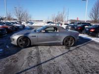 Options:  2014 Jaguar F-Type V8 S|V8 S 2Dr