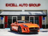 ntroducing the 2014 Jaguar F-Type V8S Convertible. Have