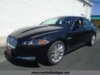 Check out this 2014 Jaguar XF I4 T. Its Automatic