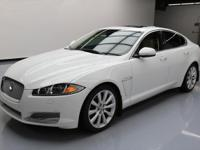 2014 Jaguar XF with 3.0L Supercharged V6 Engine,Leather